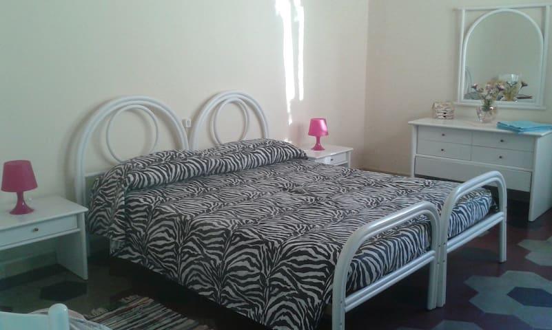 Big Badroom with Terrace