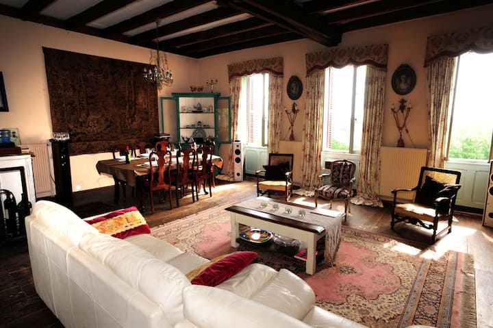 Magnificent Period Town House in Aubeterre
