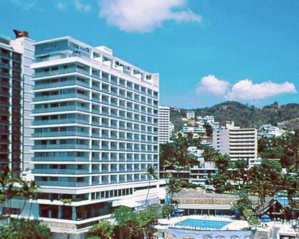 *Acapulco,Guerrero,Mex,Hotel#1/2181 - Acapulco - Wohnung