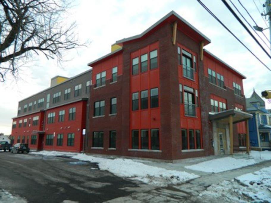 Downtown Burlington Apartments For Rent