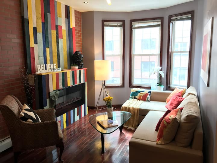Modern, big and comfy space in the heart of NYC
