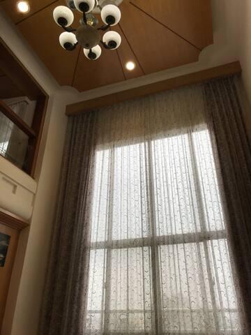 舒適中壢健行大學林森國小大樓住宅區6樓B室