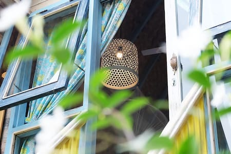 Wooden house PRINGWULUNG in RIMBA DESA jepara