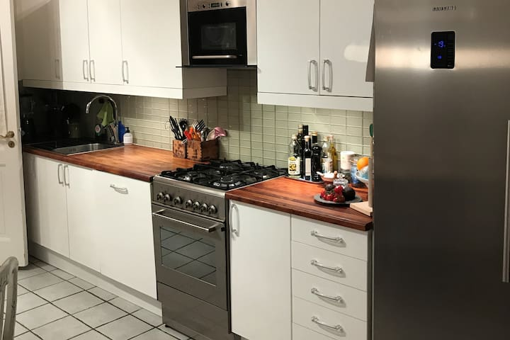 Nice apartment for a family in Södermalm
