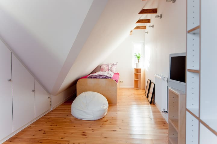 Cosy stay close to the citycenter - Hannover - บ้าน