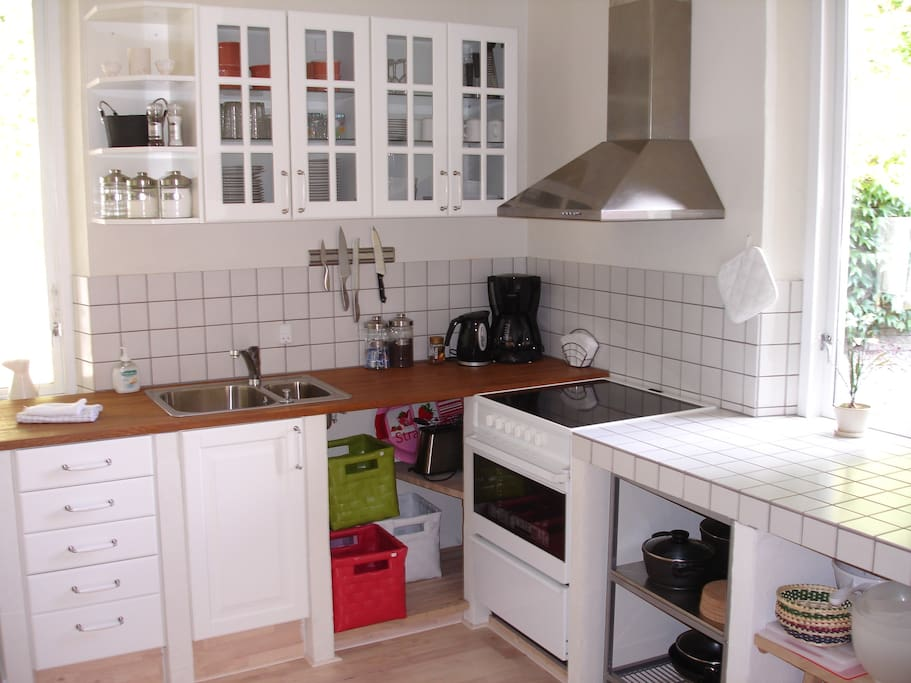 Køkken Kitchen