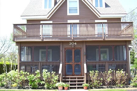 Sea Gables, Beautiful 3 1/2 Bedroom - Cape May Point