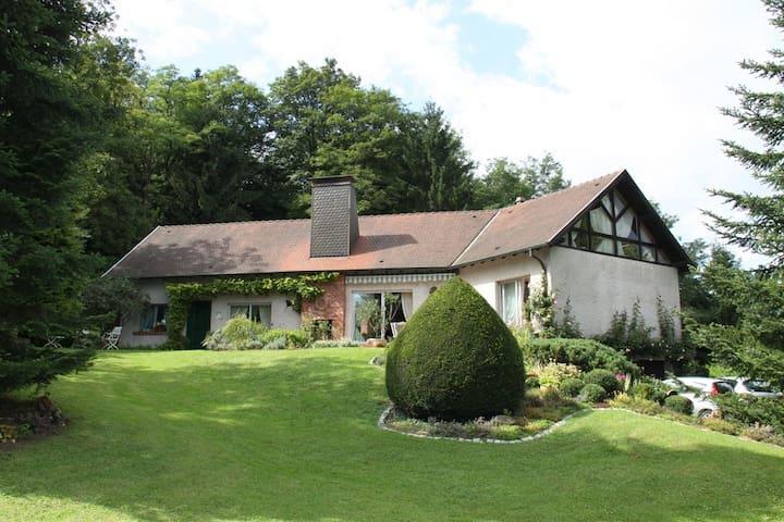 """Maison d'Hôtes """"LES GINKGOS"""" - Niederbronn-les-Bains - Rumah"""