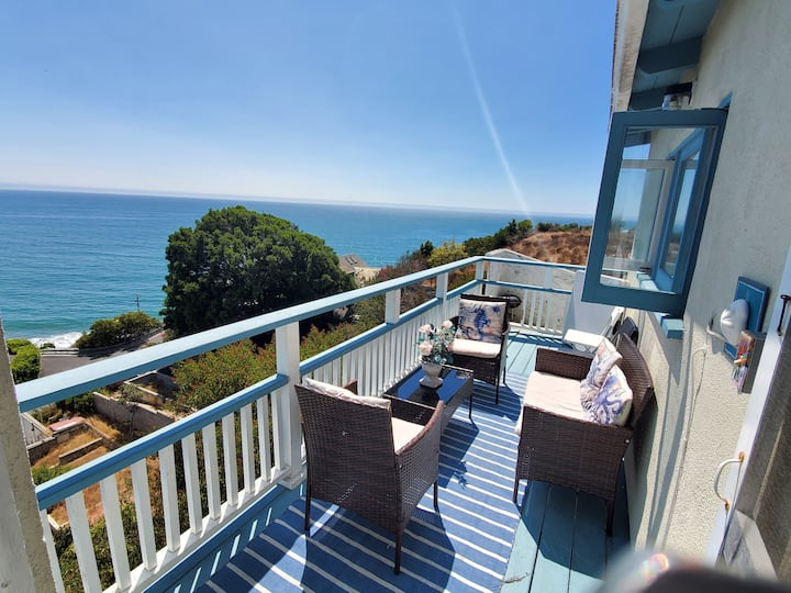 TOP! Sea+Sun+Ocean View House, 5min to beach
