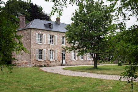 Manoir de Zalleux - Aigneville - 단독주택