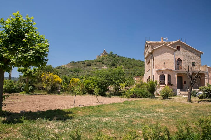 Masoveria Torre Caïm - Turisme Rural Solsona - Solsona - House