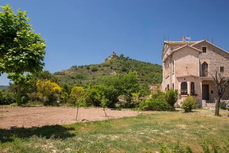 Masoveria Torre Caïm - Turisme Rural Solsona - Solsona - Dom