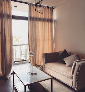 Cozy & Modern Apartment - Beautiful Mountain View