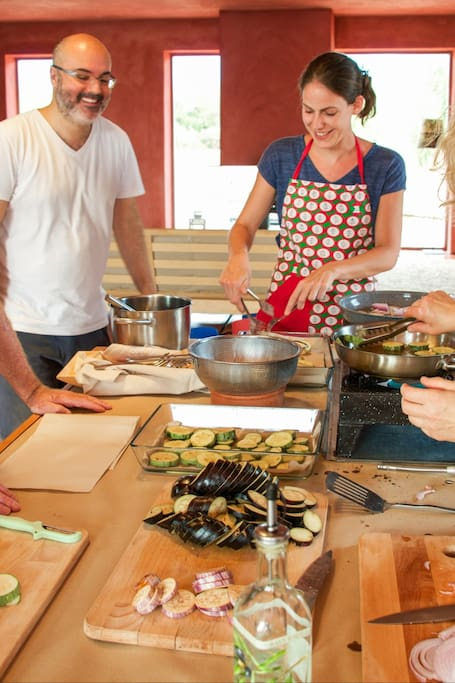 cooking & smiles