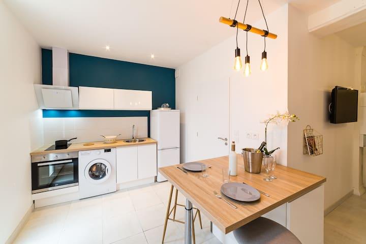 """Appartement """"Le Champagne"""" au cœur du Bouchon"""