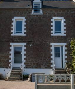 Maison avec jardin et terrasse bois - Saint-Méloir-des-Ondes