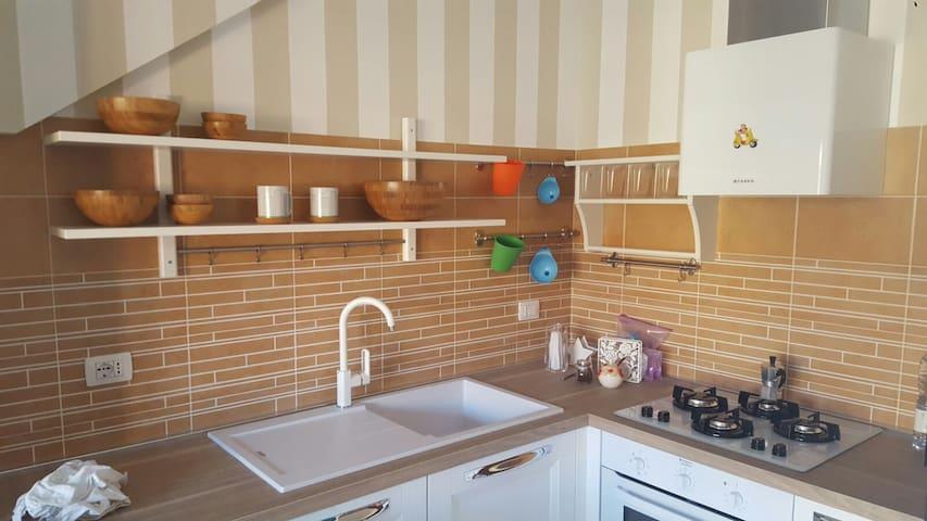 casa vacanze  Fededo - San Salvo Marina - Apartment