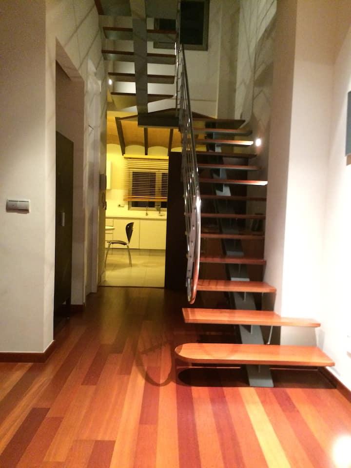 Casa de diseño en Alcoy