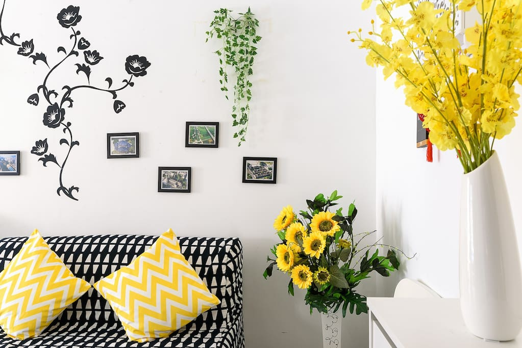 简约北欧风客厅 Scandinavia style Livingroom