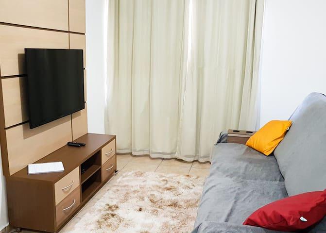 Apartamento 1 - Serra Negra