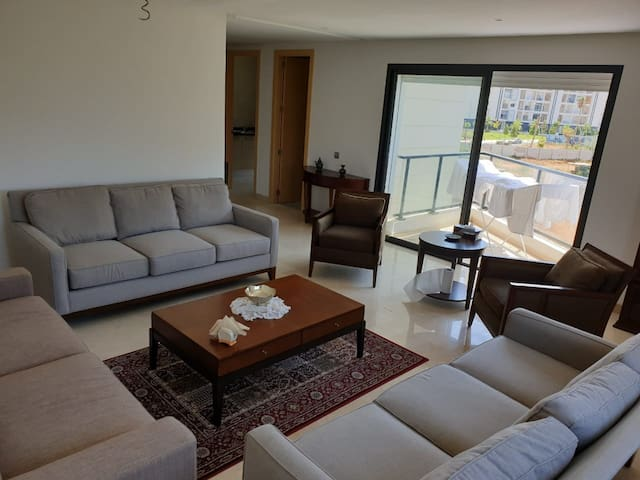 Appart chic, complexe residentiel ryad el andalous