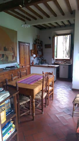 Art and Nature in Tuscany - Montevarchi - Apartment