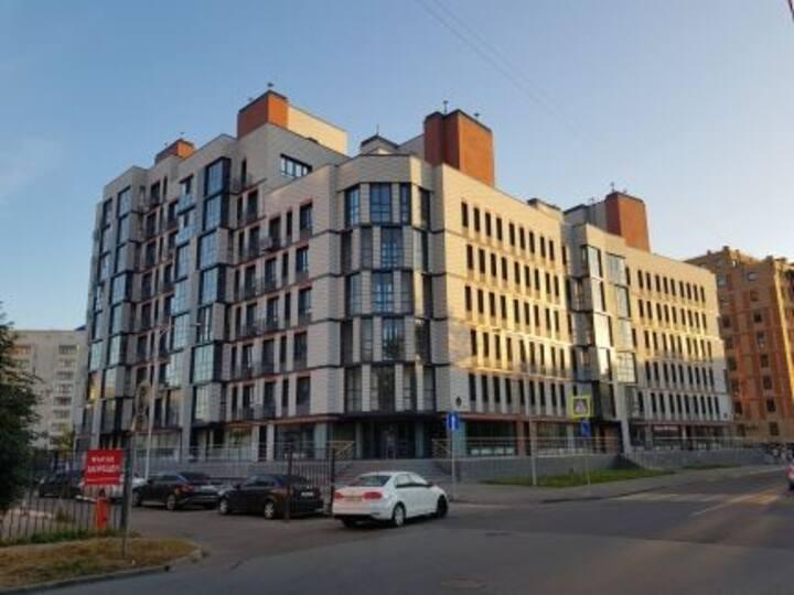 Новая стильная квартира 44 кв.м. в центре Казани