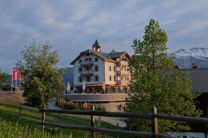 The Alpina Mountain Resort & Spa - Tschiertschen - Boutique hotel