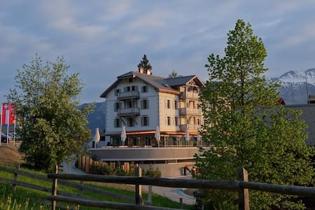 The Alpina Mountain Resort & Spa - Tschiertschen - Butikový hotel