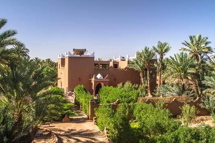 Portes du Desert M'hamid, vallée de DRAA
