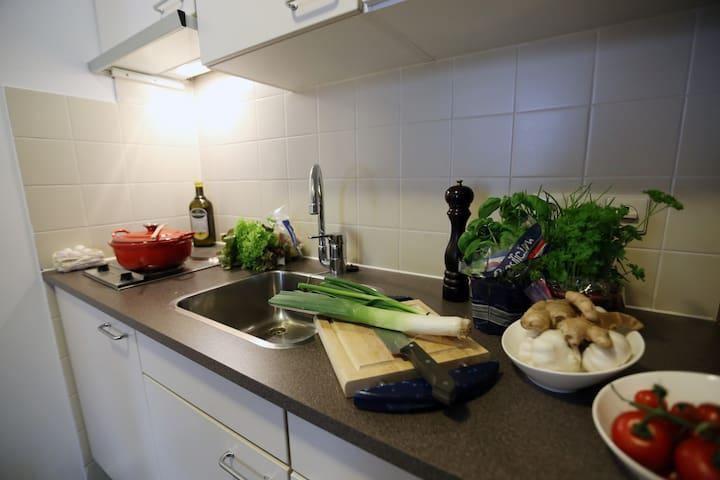 eigen kitchenette