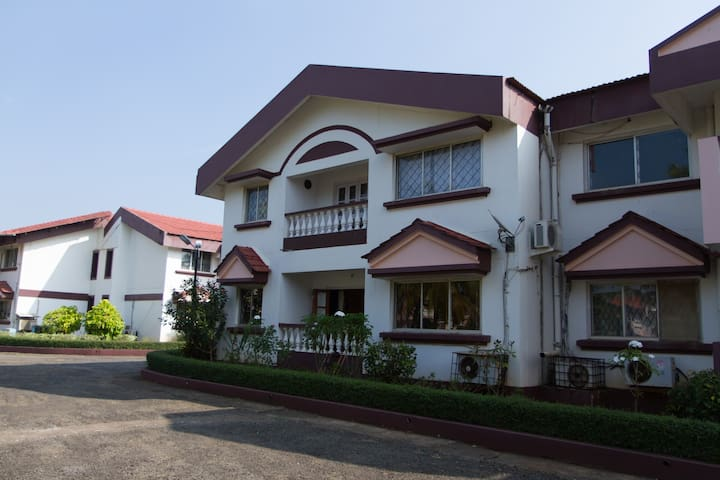 Lotus INNGOA Holiday Homes £1 - Benaulim - Apartment