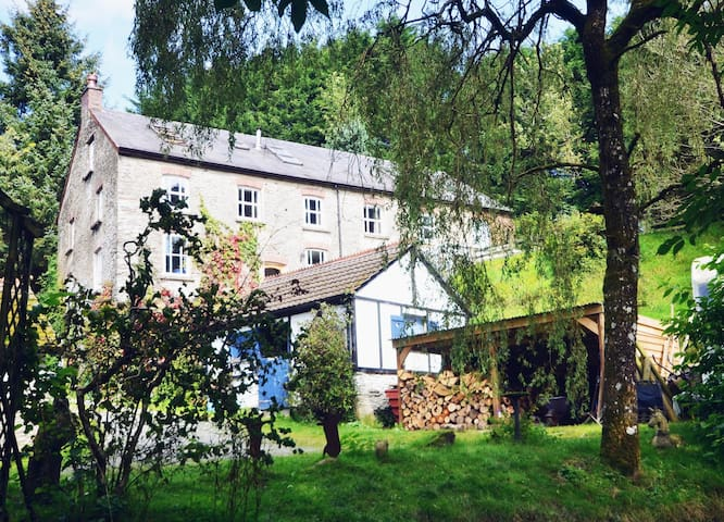 Old Woollen Mill in Beautiful Welsh Countryside - Lampeter - Haus