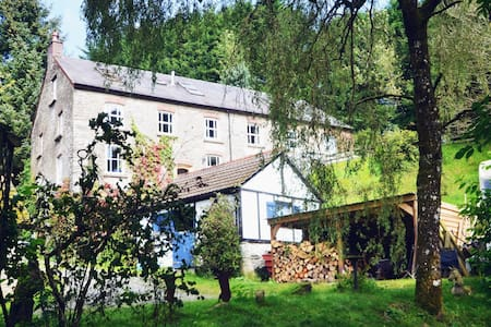 Old Woollen Mill in Beautiful Welsh Countryside - Lampeter
