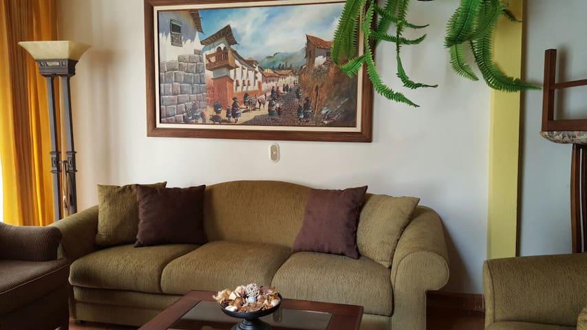 Nice & comfortable room #1 - サンノゼ - 一軒家