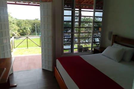 Hotel Quinta las Flores, Habitación Orquidea
