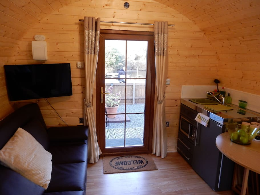 Luxuary self catering & Kitchenette