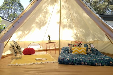 Glamping with a view! - Balnarring