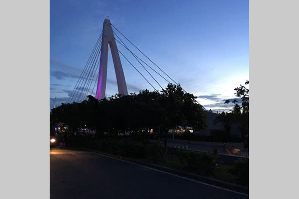 關渡大橋 GUANDU BRIDGE