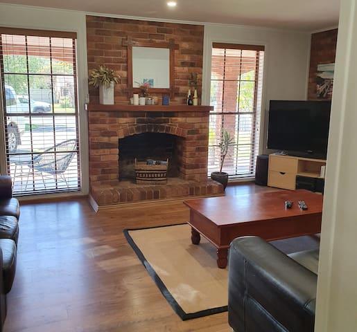 Living room 1 - Foxtel Platinum included