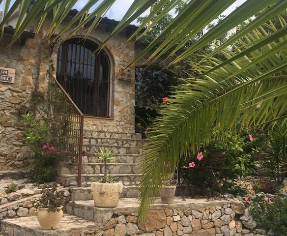 Finca El Sueño in Jesús Pobre, near Denia & Javea