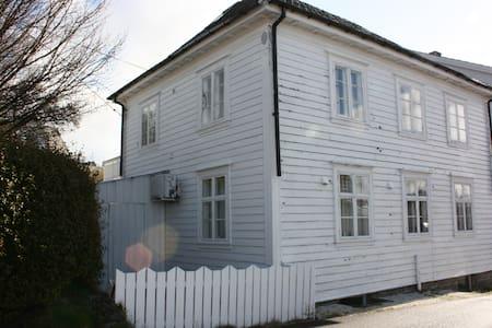 Feriehus sentralt på Halsnøy - Sæbøvik