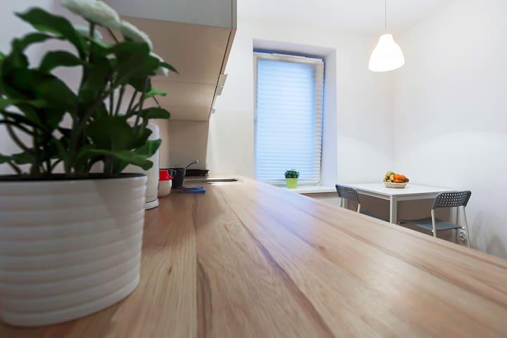 Apartament 3214 in Katowice - Katowice - Byt se službami (podobně jako v hotelu)