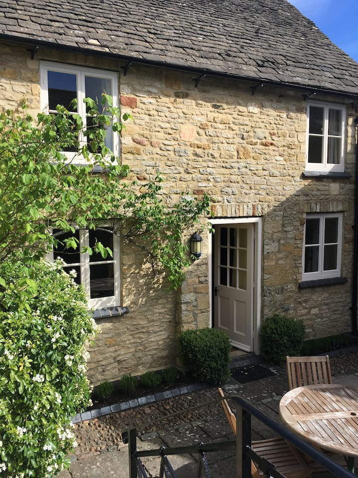 A secret hideaway in the heart of Stow on the Wold