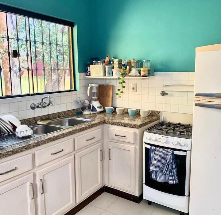 Alquiler Temporal en San Bernardino - Casita Relax
