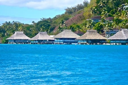 Brando's World Famous Over Water Bungalow! - Bora Bora