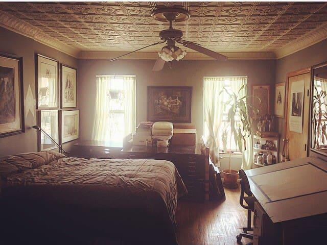 Beautiful big room in Carroll Gardens Brooklyn!!!