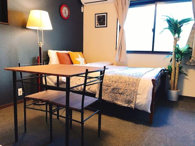 Next to Toji!Comfortable private room4-2