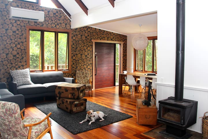 Mansfield on the Manning 3-bed cottage - Tinonee