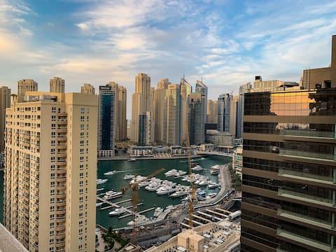 1 Bedroom apartment in the heart of Dubai Marina
